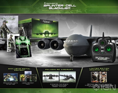 Splinter Cell Blacklist CE