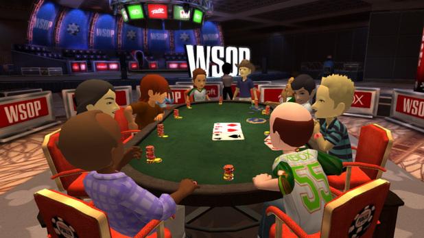 World Series of Poker Full House Pro
