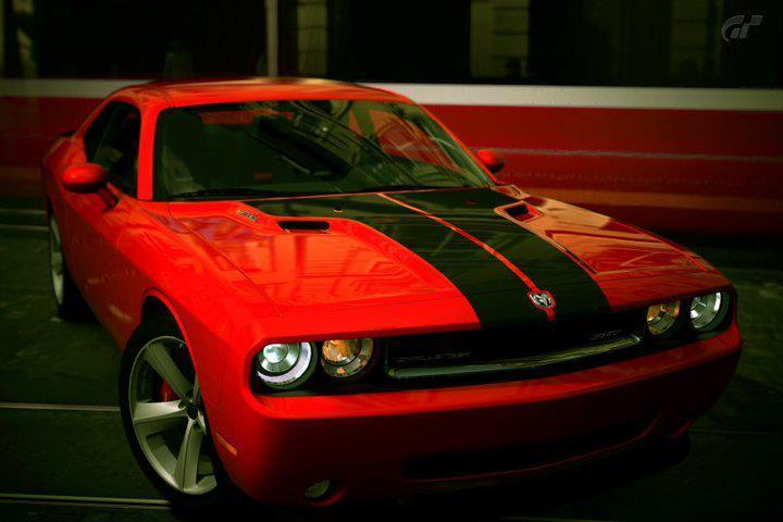 Dodge Challenger SRT8 '08