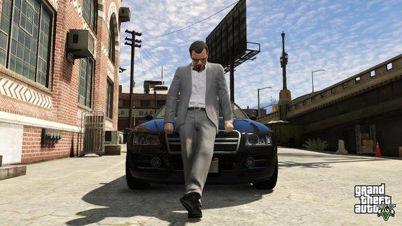 Grand Theft Auto V - 01