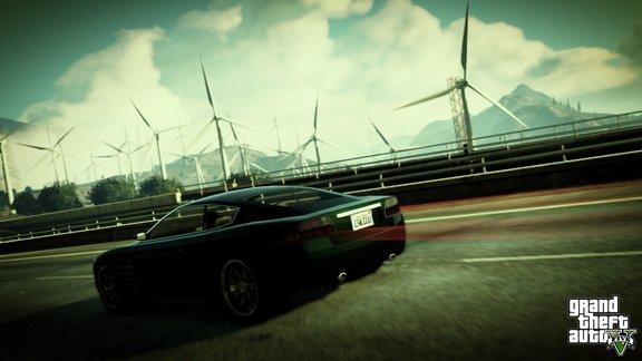 Grand Theft Auto V - 02