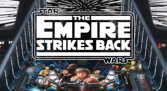 Star Wars Pinball - Empire Strikes Back