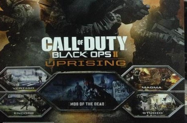 Black Ops 2 - Uprising