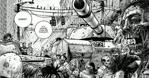 The Walking Dead - Comic Book