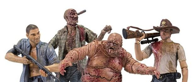 The Walking Dead - Figures