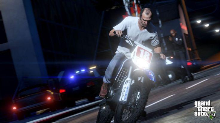 Grand Theft Auto (52)