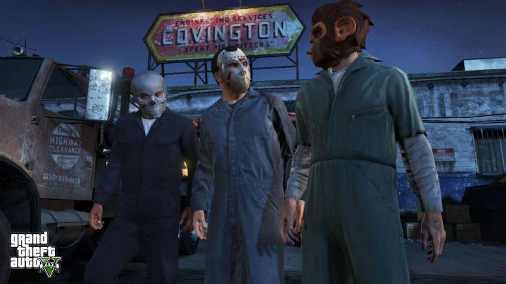 Grand Theft Auto (60)