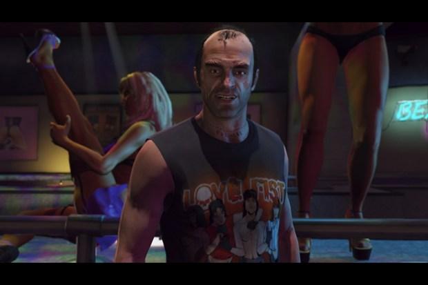 Grand Theft Auto V (4)