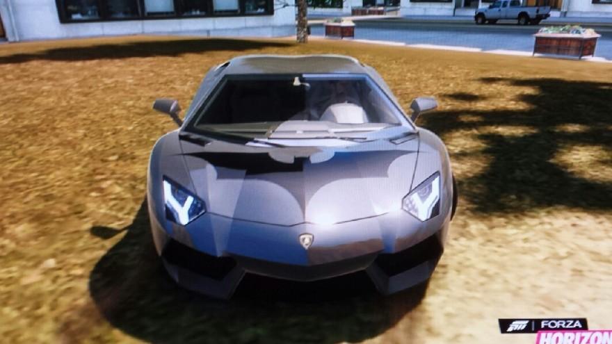 Mi Batimovil - Lamborghini: 2012 Aventador LP700-4