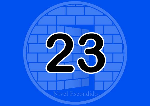 Nivel Escondido 023