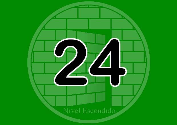 Nivel Escondido 024