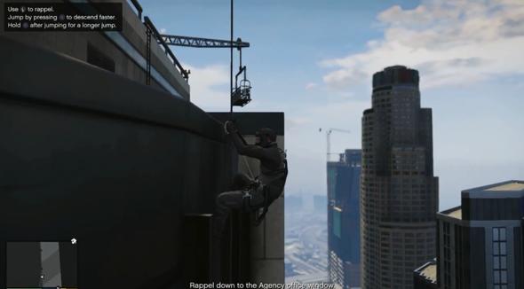 Grand Theft Auto V (gameplay)