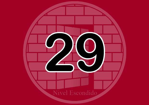 Nivel Escondido 029
