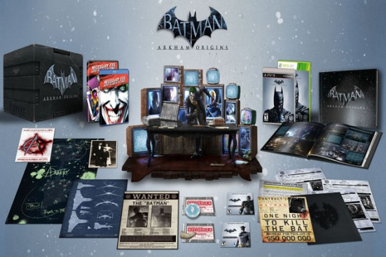 Batman Arkham Origins CE