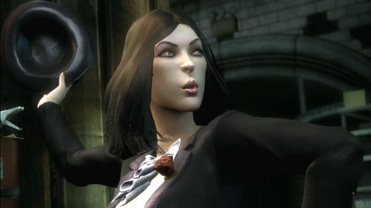 Injustice Gods Among Us - Zatanna