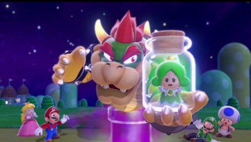 Super Mario 3D World October Trailer