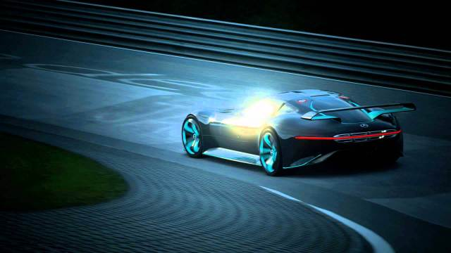 Mercedes-Benz AMG Vision