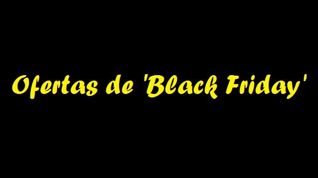 Ofertas de Black Friday - Temp
