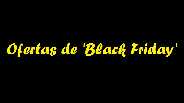 Ofertas de Black Friday - Temp