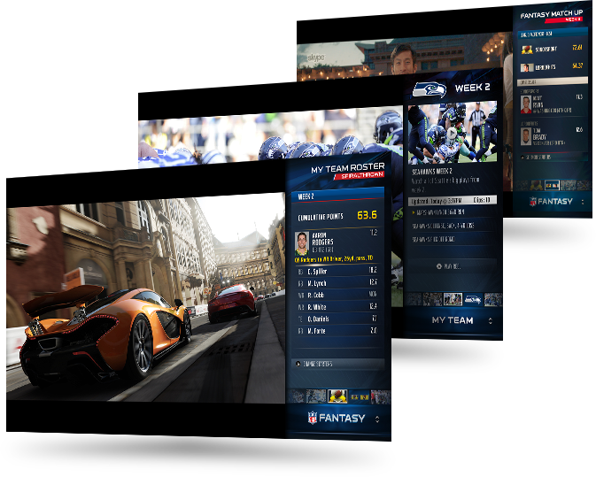 Xbox One - Snap
