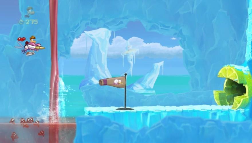 Rayman Origins 5B