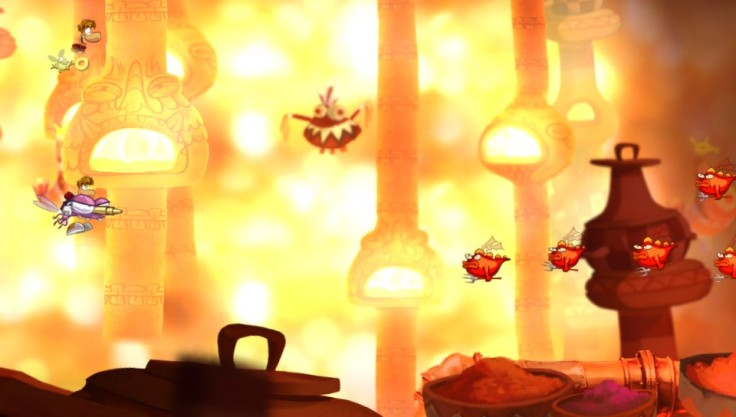 Rayman Origins 7C