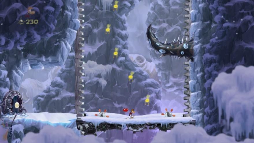 Rayman Origins 7D