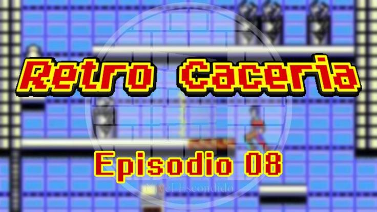 Retro Caceria 08