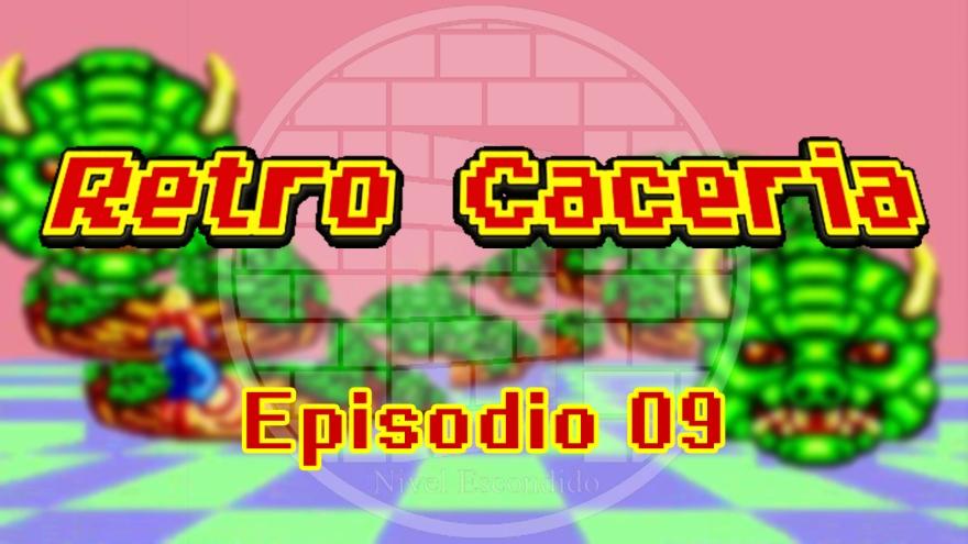 Retro Caceria 09
