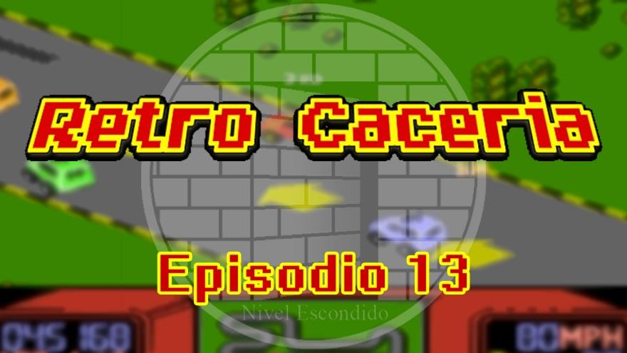 Retro Caceria 13