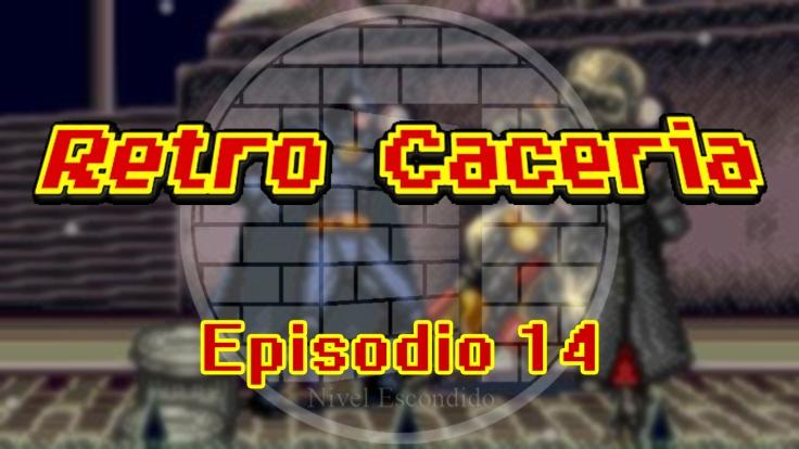 Retro Caceria 14