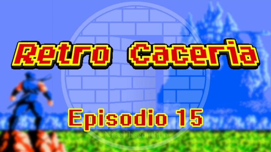 Retro Caceria 15