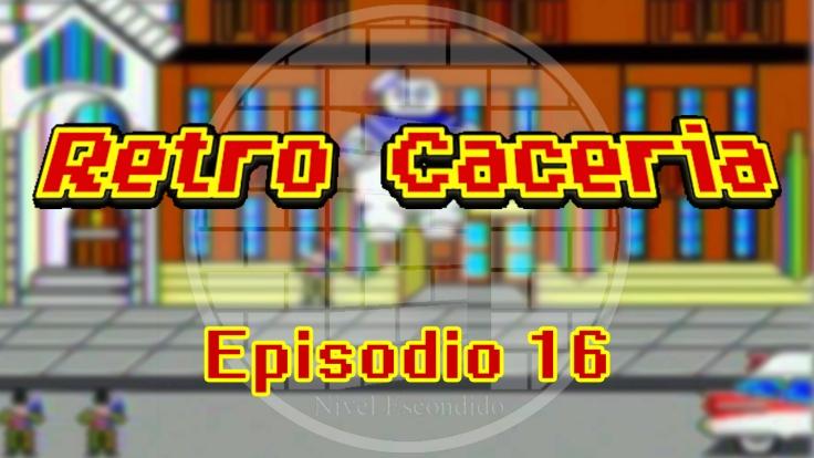 Retro Caceria 16