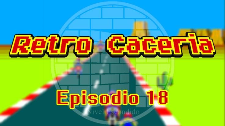 Retro Caceria 18