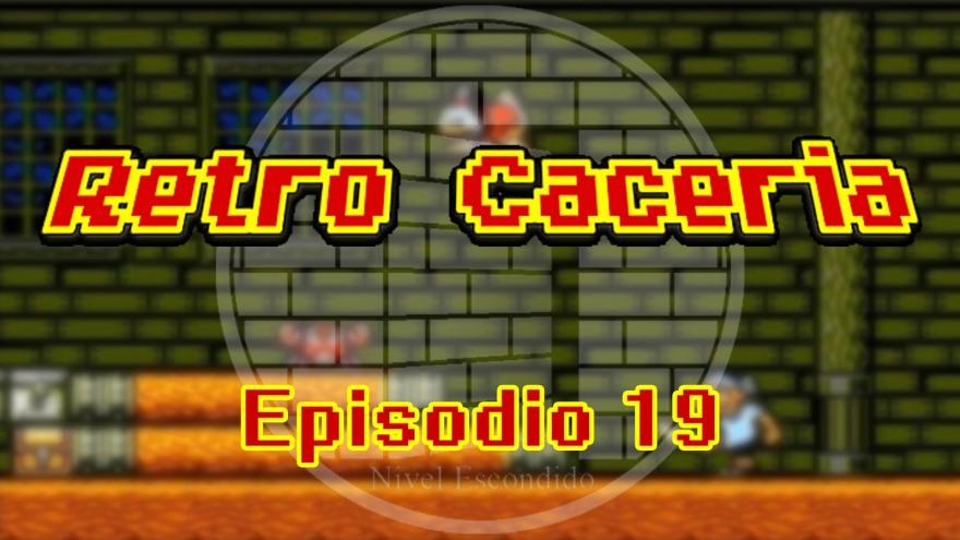 Retro Caceria 19