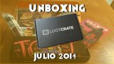VIDEO – Unboxing – LootCrate – Julio
