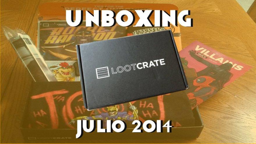 unboxing julio 2014