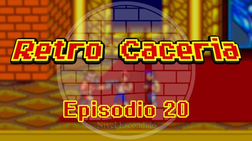 Retro Caceria 20