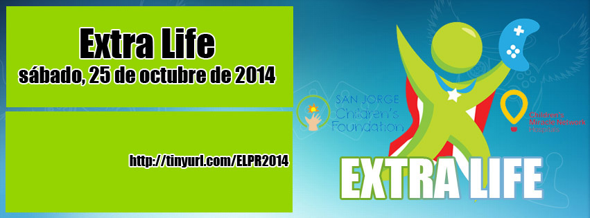 Extra Life - Cover Photo - 01