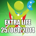 Extra Life (Profile Picture - Green)