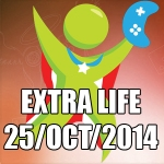 Extra Life (Profile Picture - Orange)