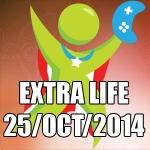 Extra Life (Profile Picture - Orange)