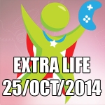 Extra Life (Profile Picture - Pink)