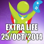 Extra Life (Profile Picture - Purple)