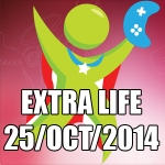 Extra Life (Profile Picture - Red)