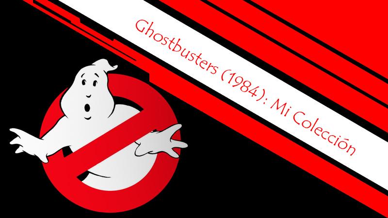 Retro Cacería (Ghostbusters)