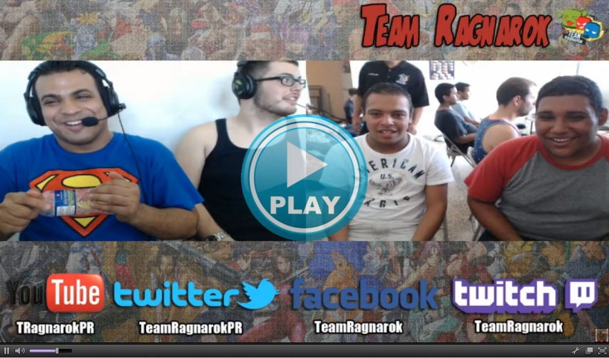 Twitch - TeamRagnarok