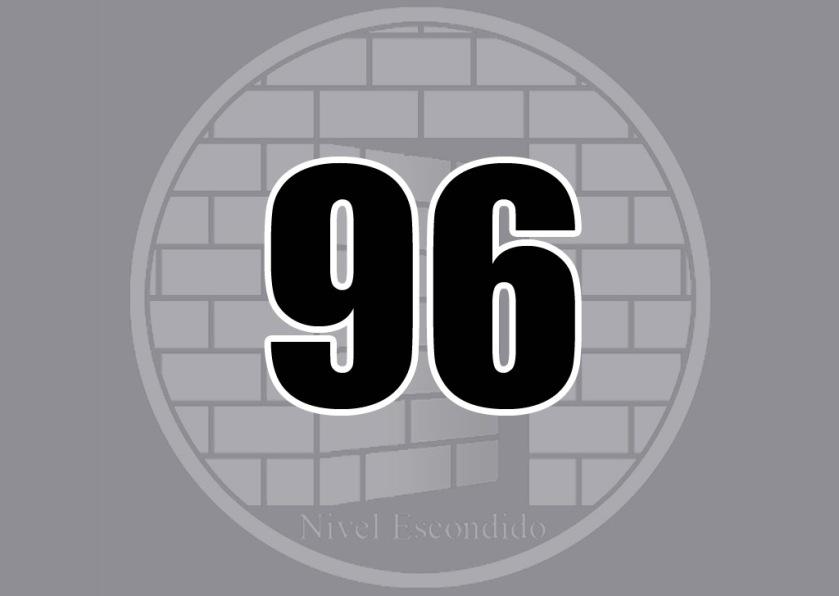 Nivel Escondido 096