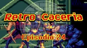 Retro Caceria 24