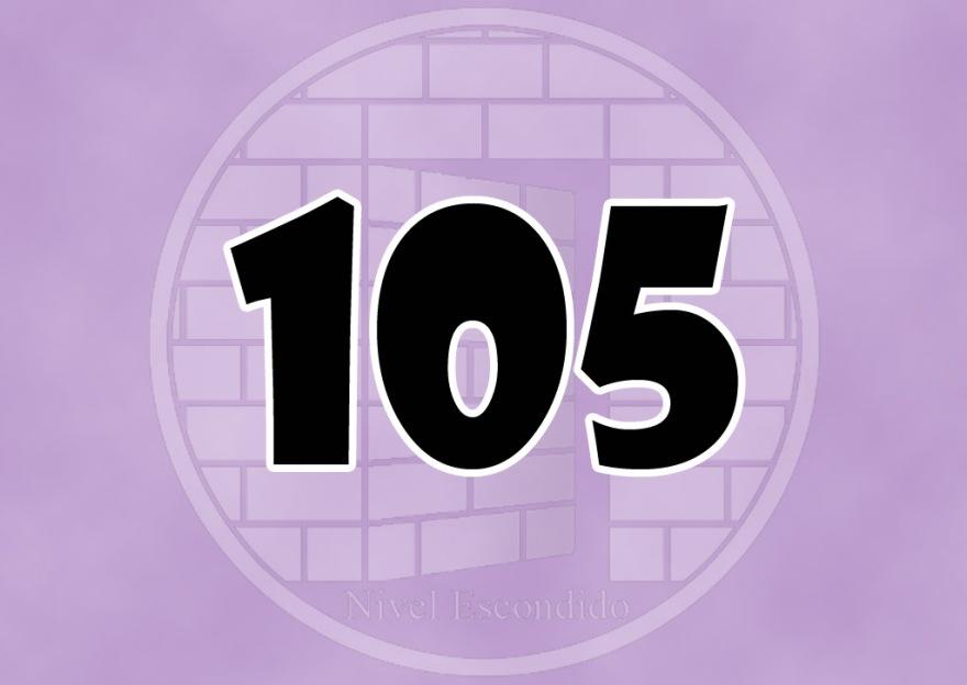 Nivel Escondido 105